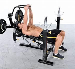 Powertec Workbench Multi Press WB-MP15   FitnessZone