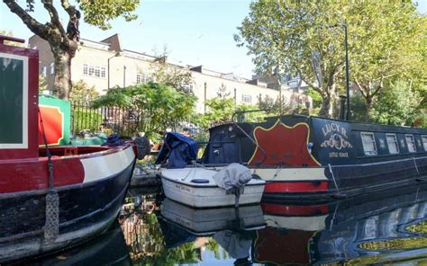Little Venice London Boat Trip by London Loves London Canals Little Venice To Camden Lock