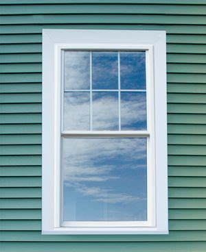 Exterior Vinyl Window Sill by Traditional Bullnose Sill With Wide Casing Windows