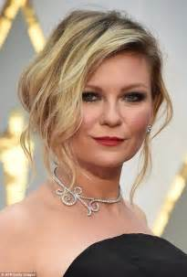 Oscars 2017: Kirsten Dunst shines in Dior gown   Daily Mail Online