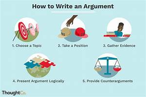 Tips On How To Write An Argumentative Essay