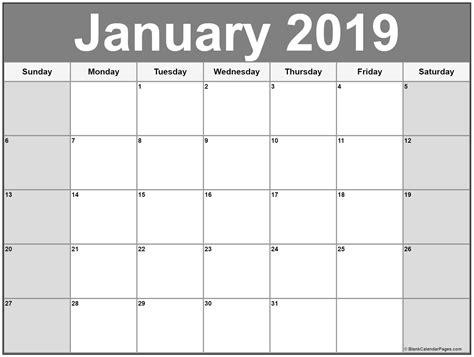 56+ Templates Of 2019 Printable