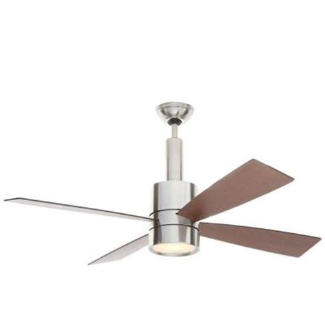 casablanca bullet fan review casablanca bullet 54 in brushed nickel ceiling fan