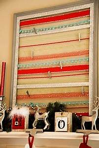 Best 25 Christmas card holders ideas on Pinterest