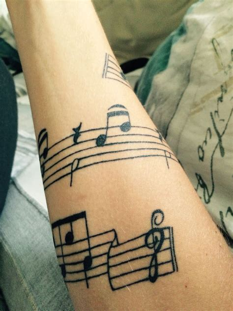 sheet tattoo sheet music tattoo music tattoos pinterest sheet