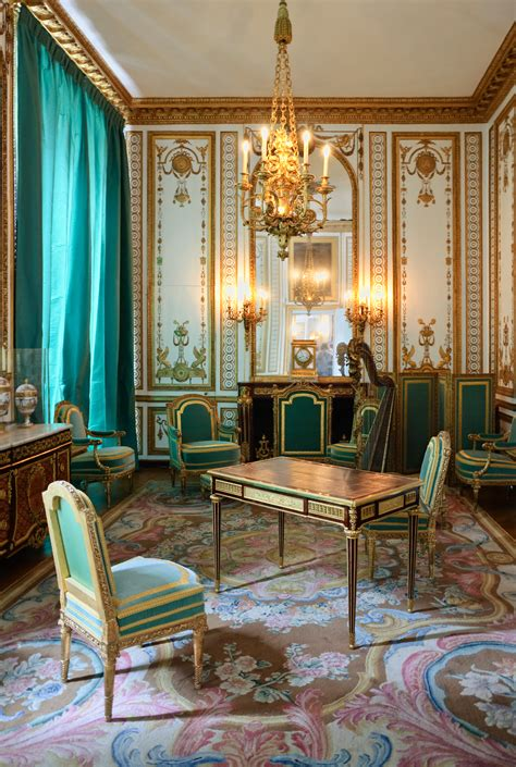 cabinet de la meridienne petit appartement de la reine