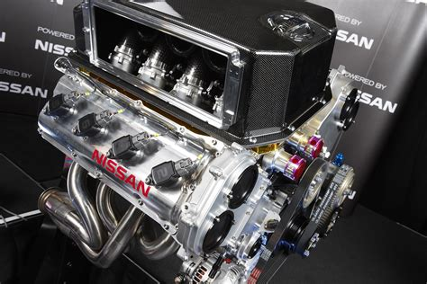 nissan unveils engine for australia s v8 supercars chionship