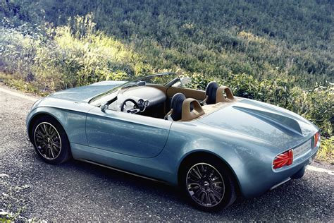Mini Concept Cars by Mini Sports Car Based On Superleggera Concept Coming In
