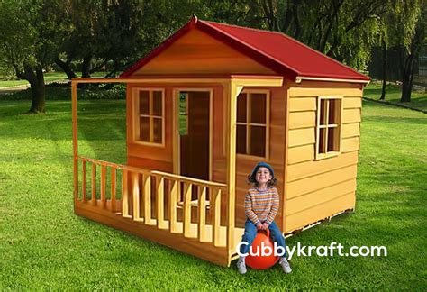 Jumbuck Cubby House Backyard Playhouses By Cubbykraft
