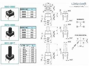 Pin Tactile Switch Wiring Diagram