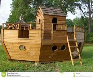 Noah's Ark Playground Equipmen Stock Photo - Image: 2803260