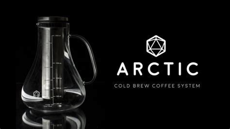 Preorder Arctic Cold Brew Coffee System On Backerkit