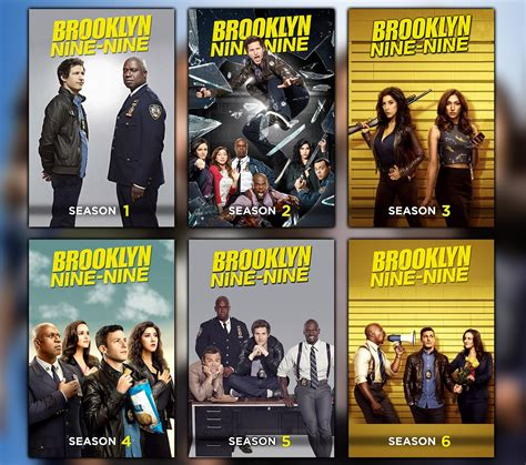 The series is created by dan goor and michael. Brooklyn Nine-Nine Season 8 Release Date, Cast, Poster ...