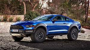 This is what a Ford Mustang Raptor looks like | Top Gear