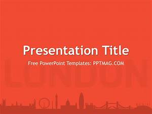Free London Powerpoint Template