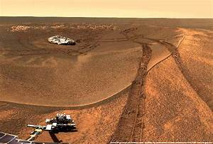 Part Four - CO² VS H²O - Is There Liquid Water on Mars?