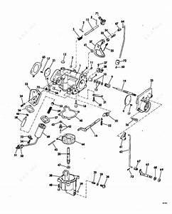 Johnson 1974 40 - 40el74s  Carburetor