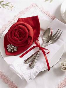 Servietten Falten Frühling : servietten falten rose zum valentinstag rosen ~ Eleganceandgraceweddings.com Haus und Dekorationen