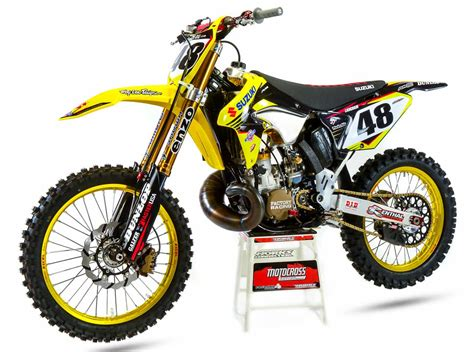 2019 Suzuki Rm 250 by Two Stroke Tuesday What A 2018 Suzuki Rm250 Would Look