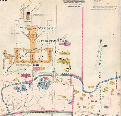 bureau des entr馥s l asile de beauport vers 1905 vues anciennes de québec