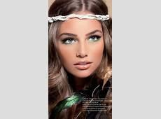USA Fashion Music News AMANDA LAJCAJ GORGEOUS ALBANIAN