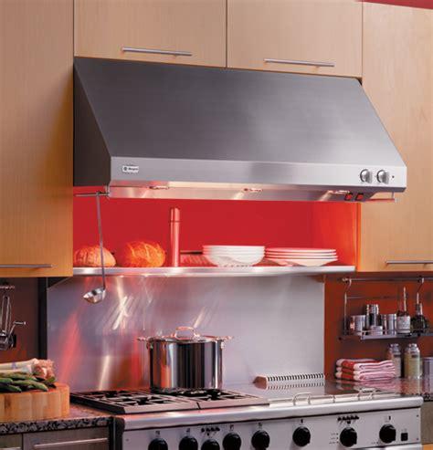 zvssfss monogram  stainless steel professional hood monogram appliances