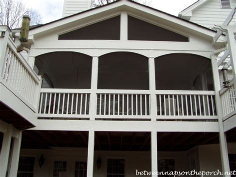 screened  porches     cost  build