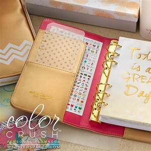Gold Color Crush {PERSONAL} Planner / Binder