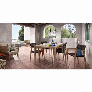 Une Corde De Bois : fauteuil vintage de jardin bois et corde belleny by ~ Melissatoandfro.com Idées de Décoration