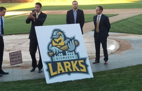 bismarck larks  schedule released