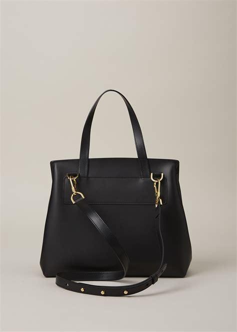 lyst mansur gavriel blackflamma mini lady bag  black