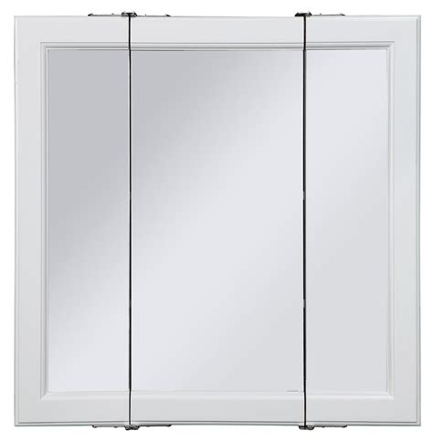 Design House 545103 Wyndham White Semi Gloss Tri View