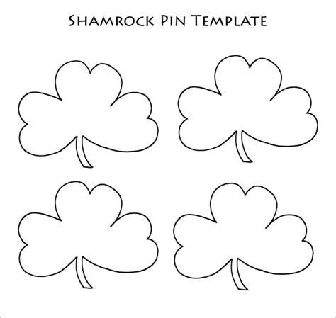 shamrock samples sample templates