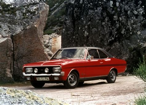 Opel Cars 1970 by Photo Opel Cars
