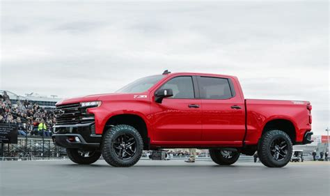 New Trucks 2019 by 2018 Detroit Auto Show New 2019 Chevy Ford And Ram