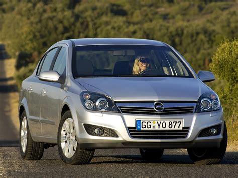 Opel Sedan by Opel Astra Sedan Specs Photos 2007 2008 2009