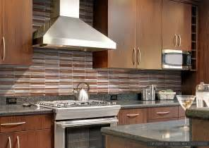 modern backsplash kitchen brown metal modern kitchen backsplash tile backsplash
