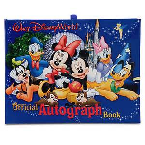 guest signing book official walt disney world resort autograph book disney