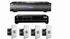 4-zone Multi-room Audio System
