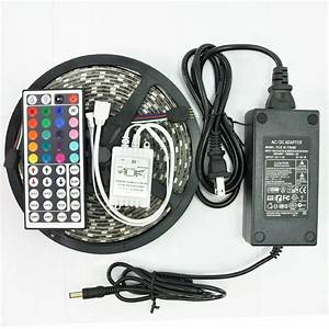 Led Stripes : adx 16 4 ft led ip65 rated strip light kit suite led strip wa the home depot ~ Watch28wear.com Haus und Dekorationen
