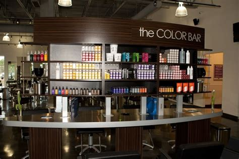 The Paul Mitchell Color Bar