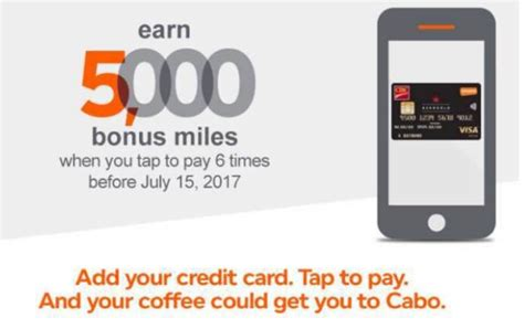 Maybe you would like to learn more about one of these? Canadian Rewards: Tap to pay 6 times to earn 5000 bonus Aeroplan miles (Targeted)
