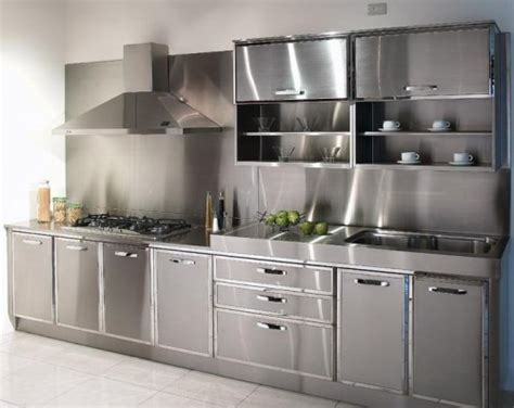 The Best Reason To Buy Metal Kitchen Cabinets  Modern