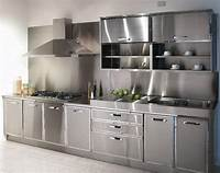 metal cabinets kitchen The Best Reason to Buy Metal Kitchen Cabinets | Modern Kitchens