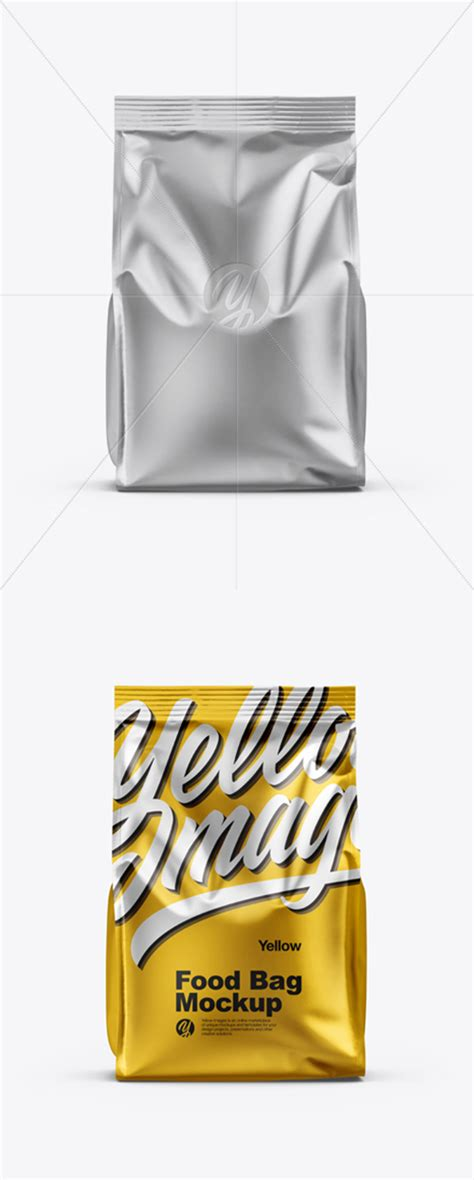 Free for personal and commercial use zip file includes: Glossy Food Bag Mockup 35319 » AVAXGFX - All Downloads ...