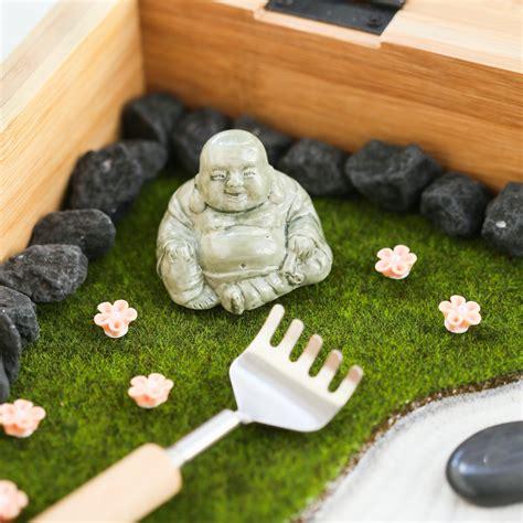 Mini Zen Garden  Thirsty For Tea