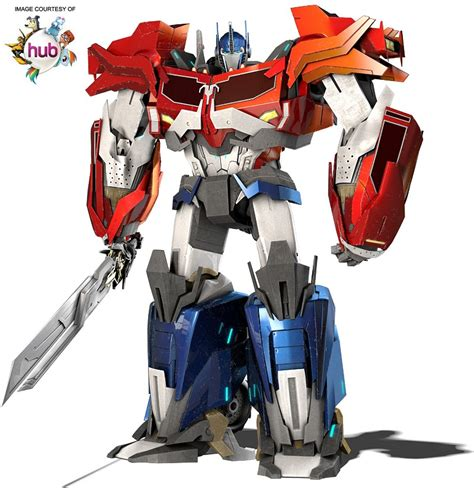 transformer optimus prime optimus prime transformers prime heroes wiki fandom powered by wikia