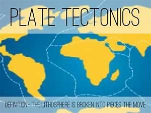 Plate Tectonics By Kyle Beller