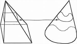 What Is The Volume Of The Pyramid In The Diagram