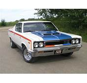 1970 AMC REBEL MACHINE For Sale  The Electric Garage